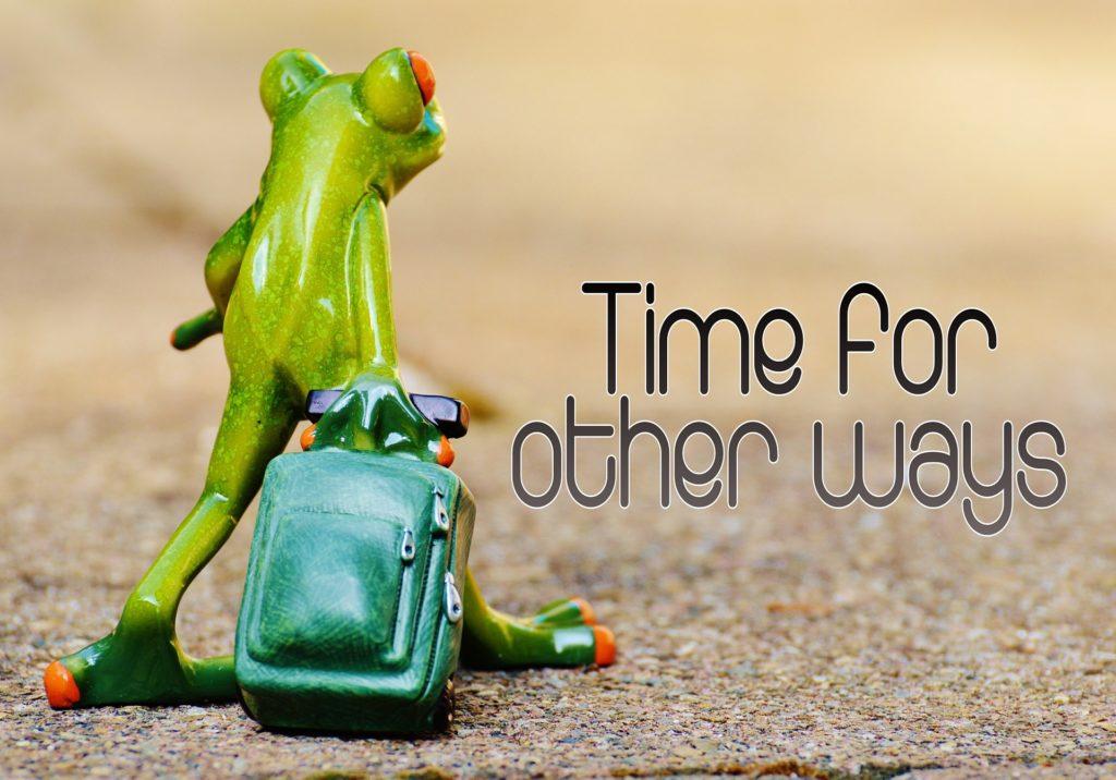 wanneer is het tijd om te gaan